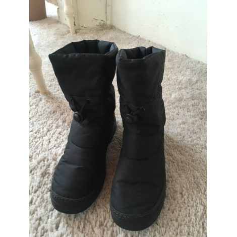 Ankle Boots MARQUE INCONNUE Black