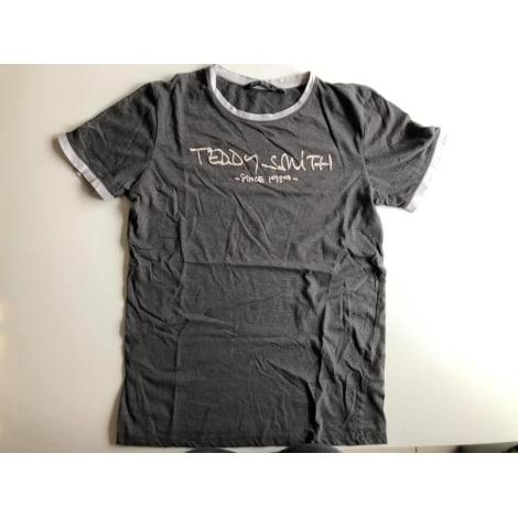 Tee-shirt TEDDY SMITH Gris, anthracite