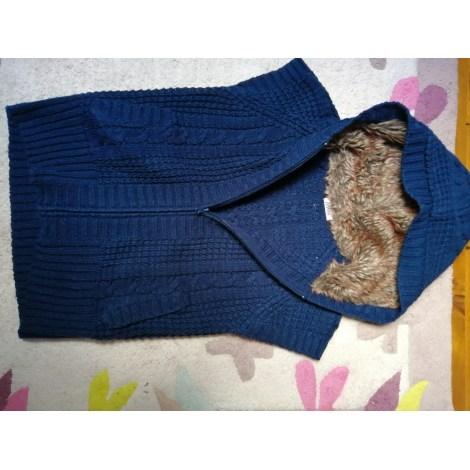 Gilet sans manches MIM Bleu, bleu marine, bleu turquoise