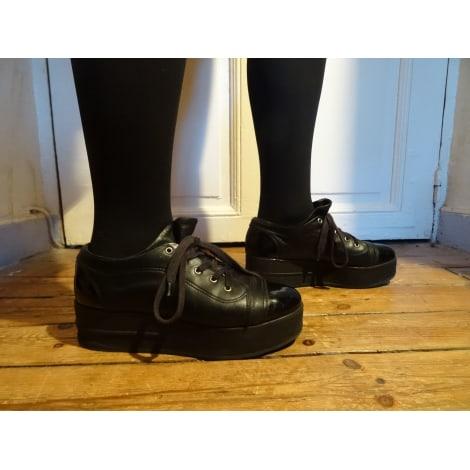 Chaussures à lacets  COSMOPARIS Noir
