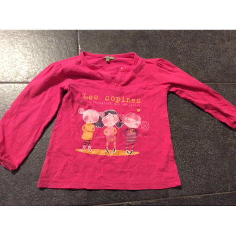 Blouse IN EXTENSO Rose, fuschia, vieux rose