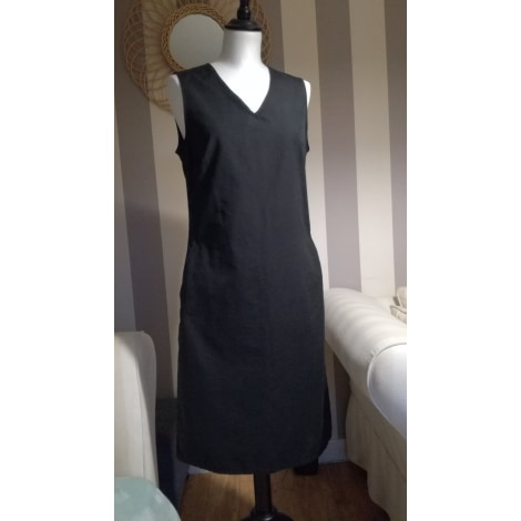 Robe mi-longue ESPRIT Noir