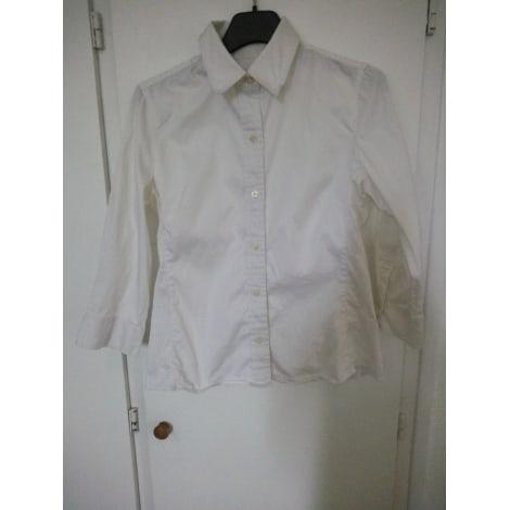 Chemise BANANA REPUBLIC Blanc, blanc cassé, écru