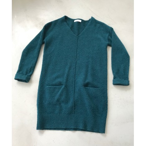 Robe courte PROMOD Vert