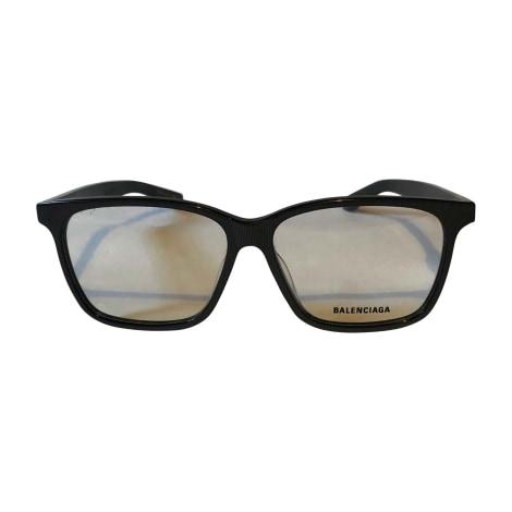 Eyeglass Frames BALENCIAGA Black