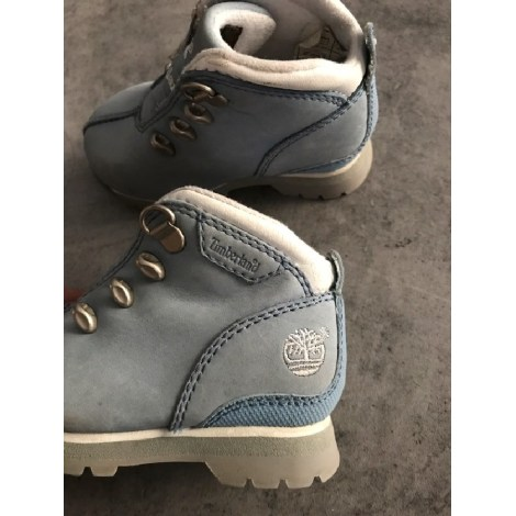 Ankle Boots TIMBERLAND Blue, navy, turquoise