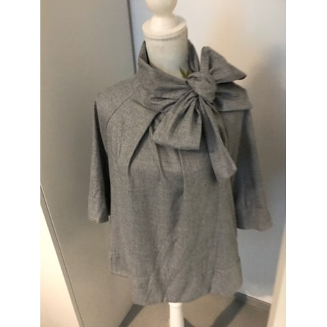 Blouse FRENCH CONNECTION Gris, anthracite