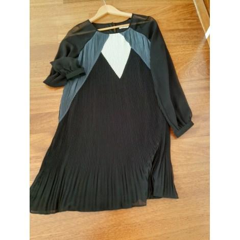 Robe mi-longue DEBY DEBO Noir