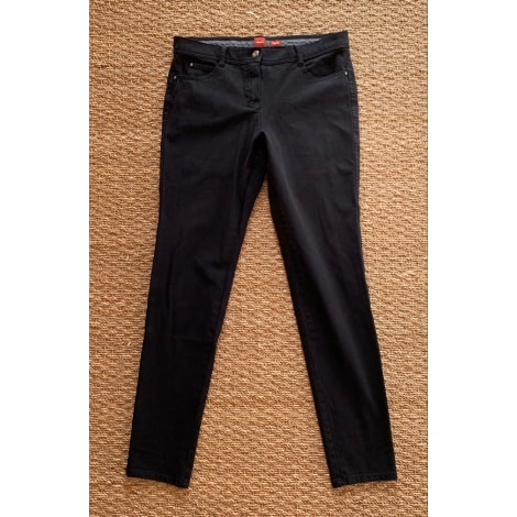 Jeans slim OLSEN Noir