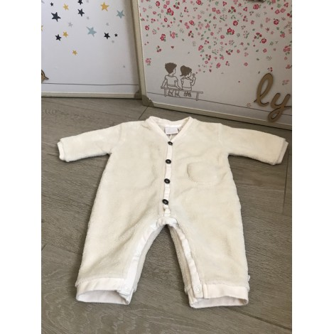 Ensemble & Combinaison pantalon NOUKIES Blanc, blanc cassé, écru