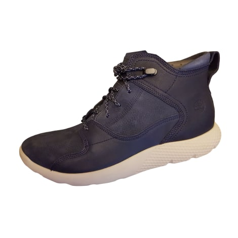 Stiefeletten, Ankle Boots TIMBERLAND Blau, marineblau, türkisblau