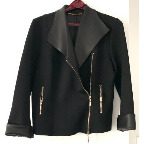 Blazer, veste tailleur FREEMAN T PORTER Noir