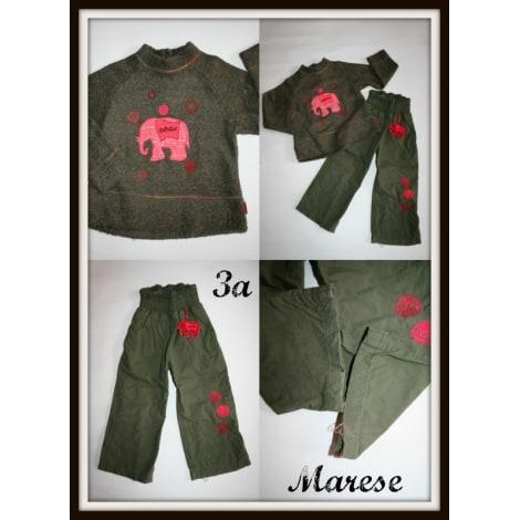 Ensemble & Combinaison pantalon MARÈSE Kaki