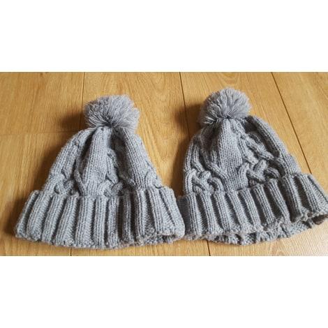 Bonnet PULL & BEAR Gris, anthracite