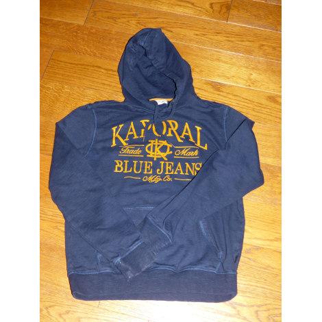 Sweat KAPORAL Bleu, bleu marine, bleu turquoise