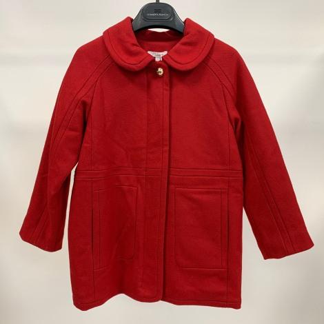 Manteau CHLOÉ Rouge, bordeaux