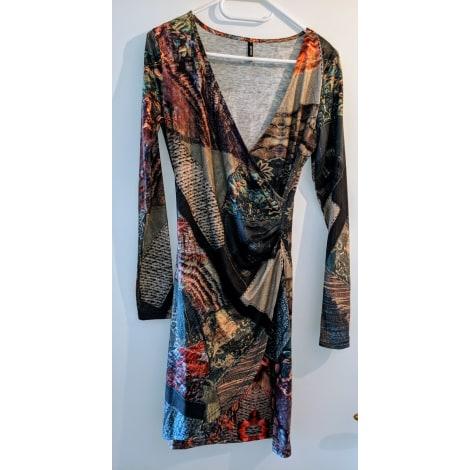Robe mi-longue SMASH Multicouleur