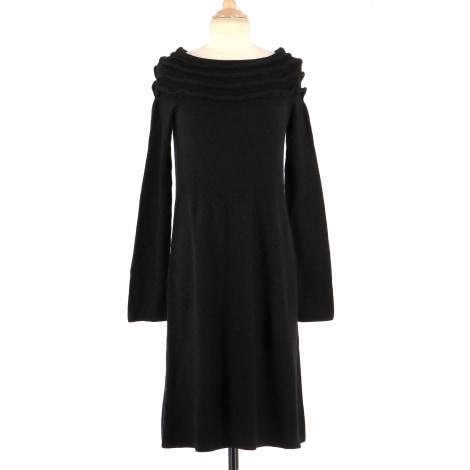 Robe mi-longue ANTOINE ET LILI Noir
