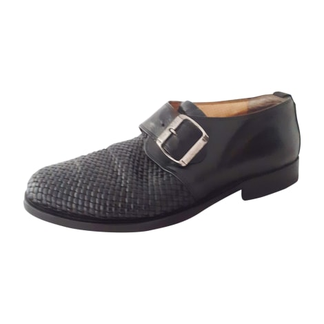 Chaussures à boucles BALLY Noir