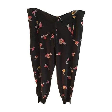 Pantalon droit SONIA RYKIEL Multicouleur