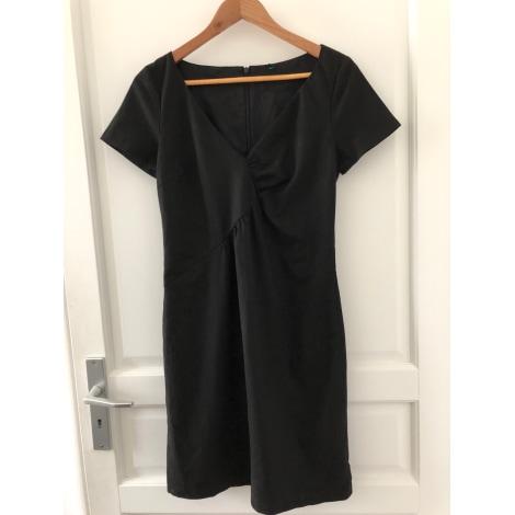Robe courte BENETTON Noir