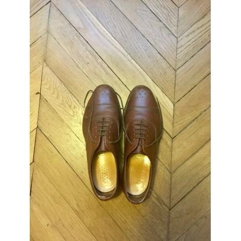 Chaussures à lacets HAMBLEDON Marron