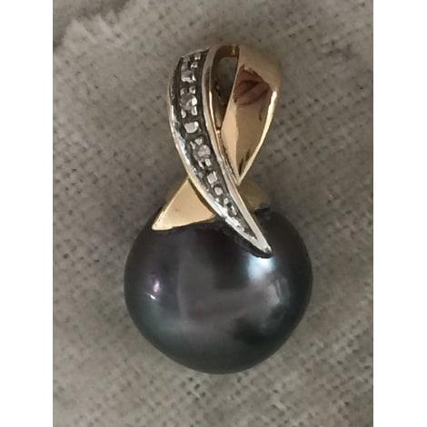 Pendentif, collier pendentif MATY Noir