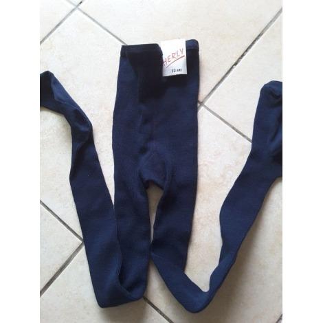 Collant MARQUE INCONNUE Bleu, bleu marine, bleu turquoise