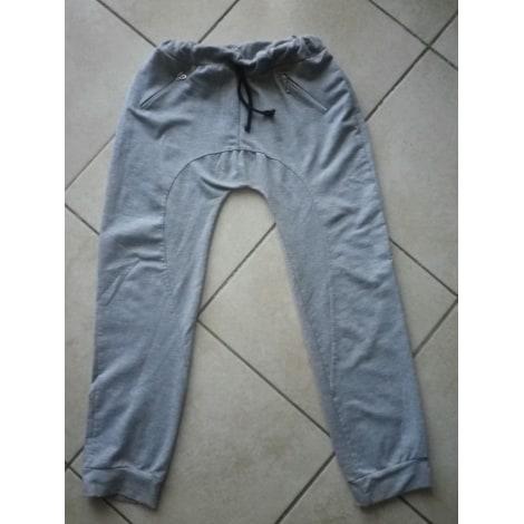 Pantalon de survêtement MARQUE INCONNUE Gris, anthracite