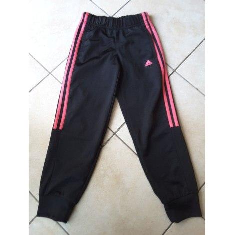 Pantalon de survêtement ADIDAS Noir
