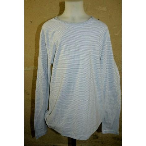 Tee-shirt SCOTCH SHRUNK Bleu, bleu marine, bleu turquoise