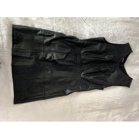 Robe mi-longue MARKS & SPENCER AUTOGRAPH Noir