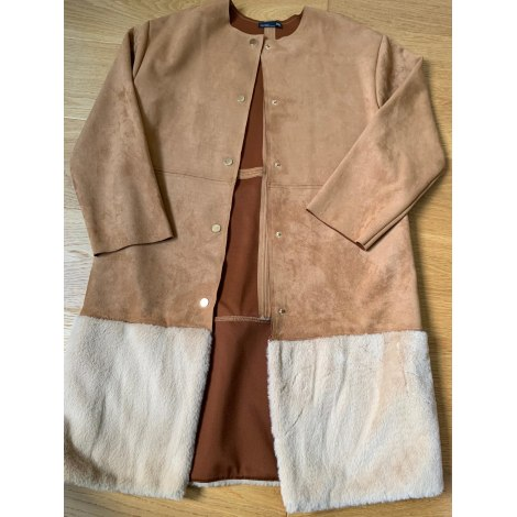 Manteau ZARA Marron