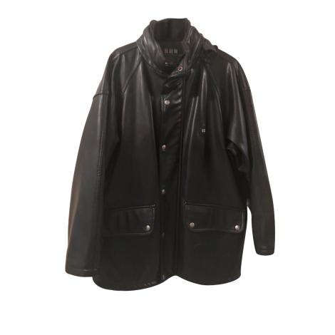 Zipped Jacket SERGE BLANCO Black