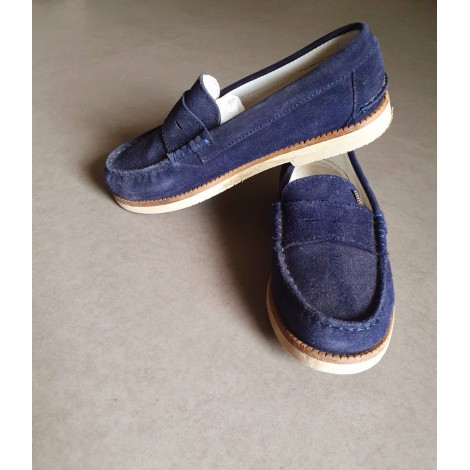 Loafers ARMANI Blue, navy, turquoise