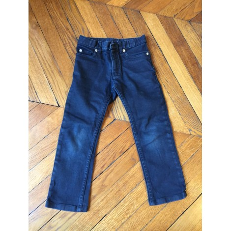 Straight Leg Jeans BABY DIOR Blue, navy, turquoise
