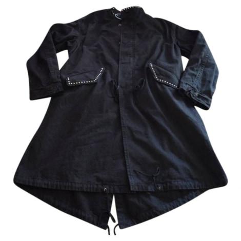 Manteau SAINT LAURENT Noir