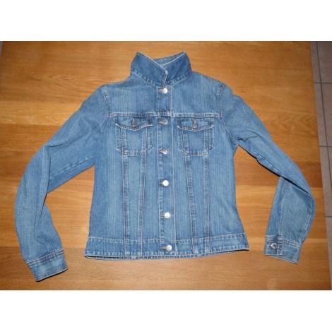 Veste en jean NAF NAF Bleu, bleu marine, bleu turquoise
