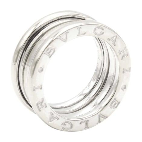Ring BULGARI Silver