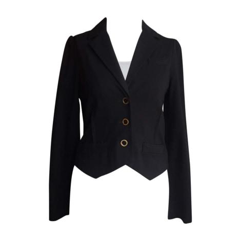 Blazer, veste tailleur MARC JACOBS Noir