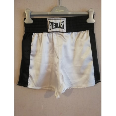 Pantalon de survêtement EVERLAST Blanc, blanc cassé, écru