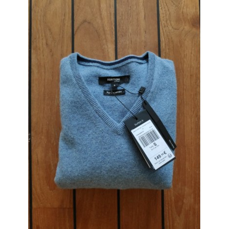 Pull BURTON Bleu, bleu marine, bleu turquoise