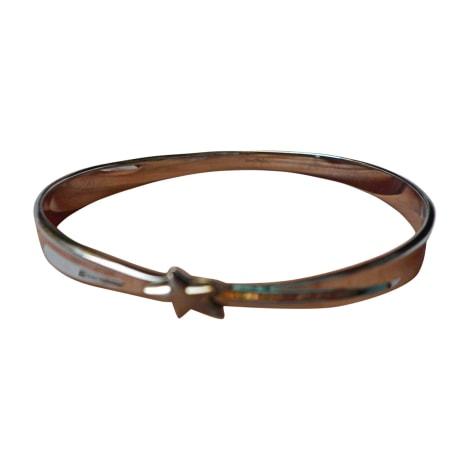 Bracelet THIERRY MUGLER Argenté, acier