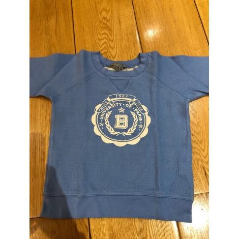 Sweat BONPOINT Bleu, bleu marine, bleu turquoise