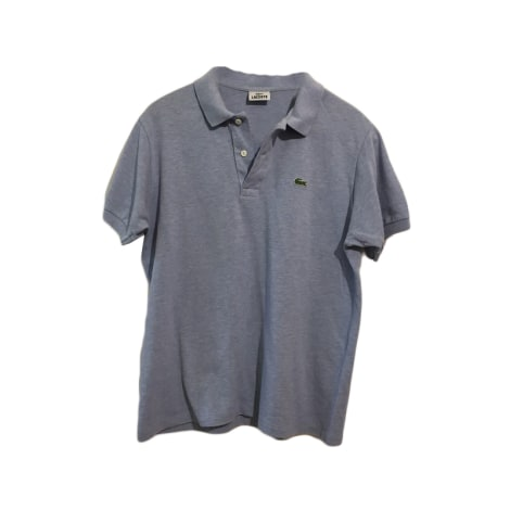 Polo LACOSTE Gris, anthracite