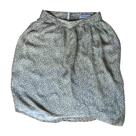 Midi Skirt YVES SAINT LAURENT Animal prints