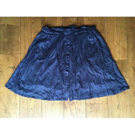Mini Skirt MARIE SIXTINE Blue, navy, turquoise