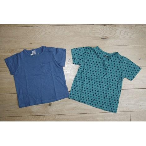 Top, tee shirt BOUT'CHOU Vert