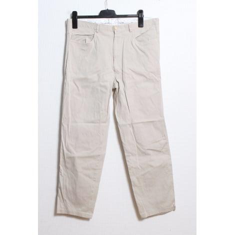 Pantalon droit EDEN PARK Beige, camel