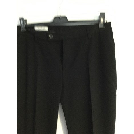 Pantalon droit YESSICA Noir